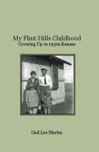my flint hills childhood - paperback version